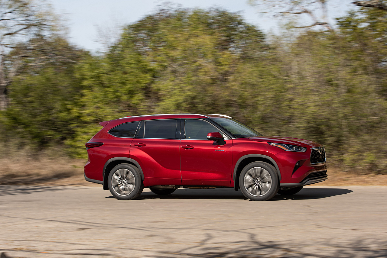 2020 Toyota Highlander: Stylish, Functional