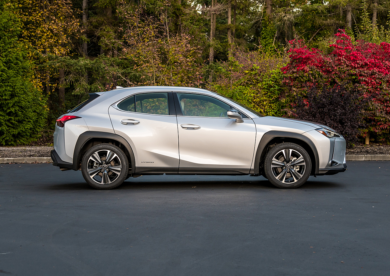 2020 Lexus UX 250h: The Urban Compact Hybrid