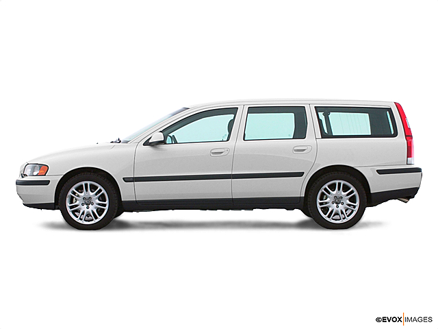 2001 Volvo V70 2 4M 4dr Wagon - Research - GrooveCar
