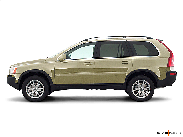 2003 volvo xc90 awd 4dr 2.5t turbo suv - research - groovecar