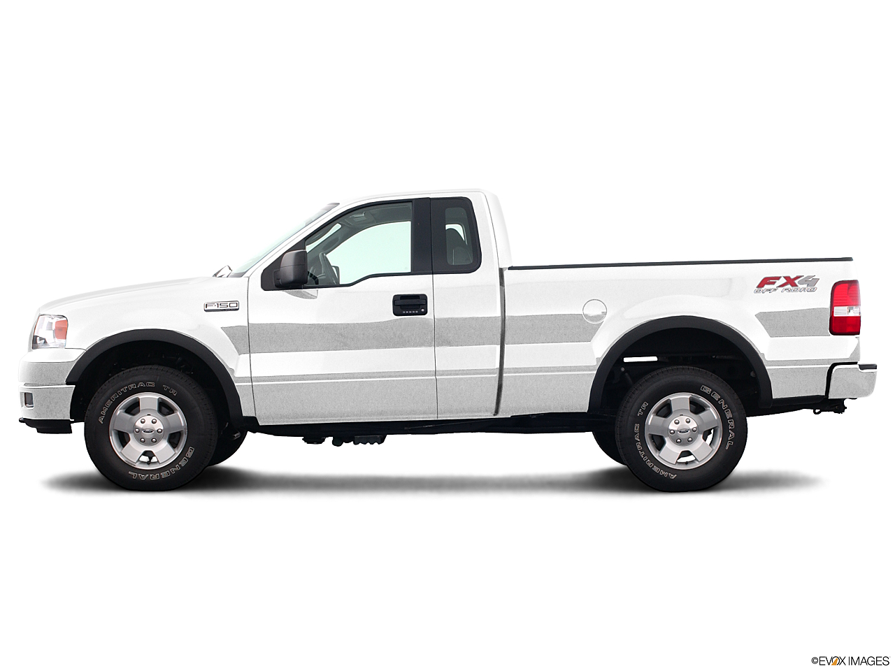 2004 Ford F 150 4dr Supercab Fx4 4wd Flareside 65 Ft Sb Research Sxt Groovecar