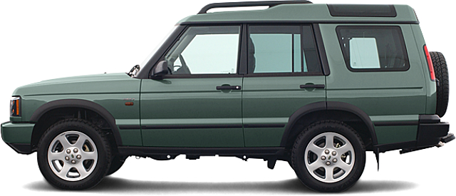 2004 land rover discovery se 4wd 4dr suv research for Skyline motors raleigh nc