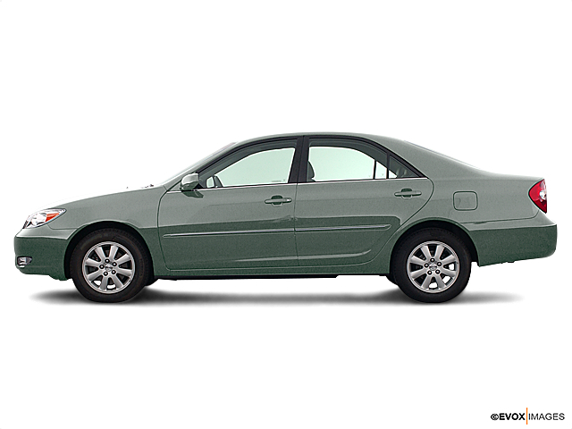 2004 Toyota Camry Xle 4dr Sedan Research Groovecar