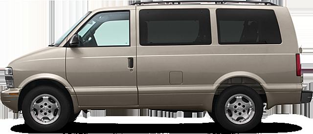 2005 Chevrolet Astro Lt R Extended Mini Van