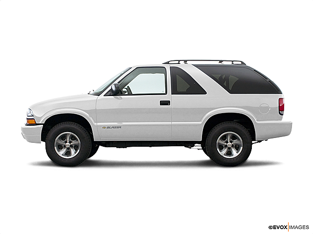 2005 Chevrolet Blazer Ls 4wd 2dr Suv Research Groovecar