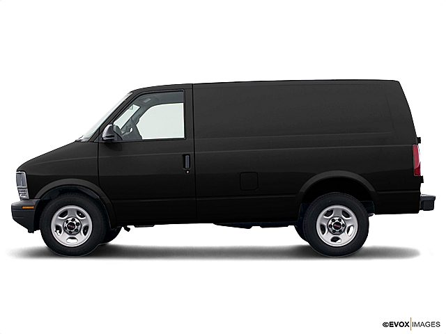 2005 Gmc Safari Cargo Awd R Extended Mini Van Research Groovecar