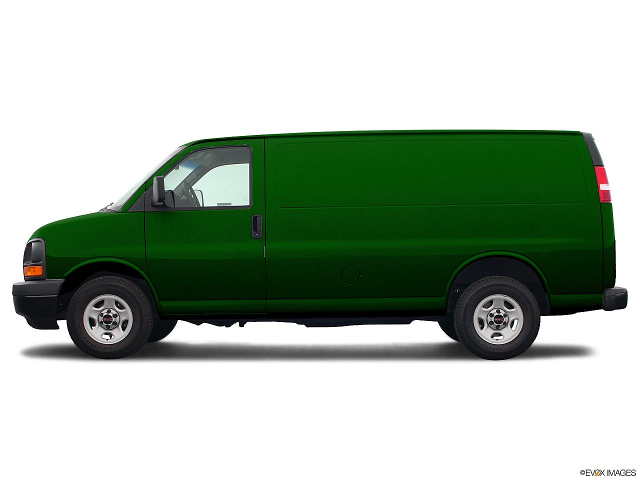 2005 GMC Savana Cargo 1500 3dr Van