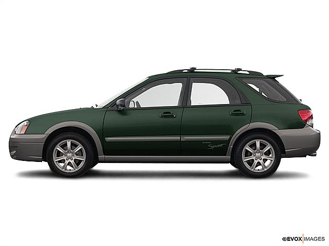 2005 Subaru Impreza Awd Outback Sport Special Edition 4dr Wagon