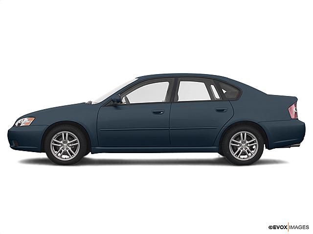 2005 Subaru Legacy Awd 25i 4dr Sedan Research Groovecar