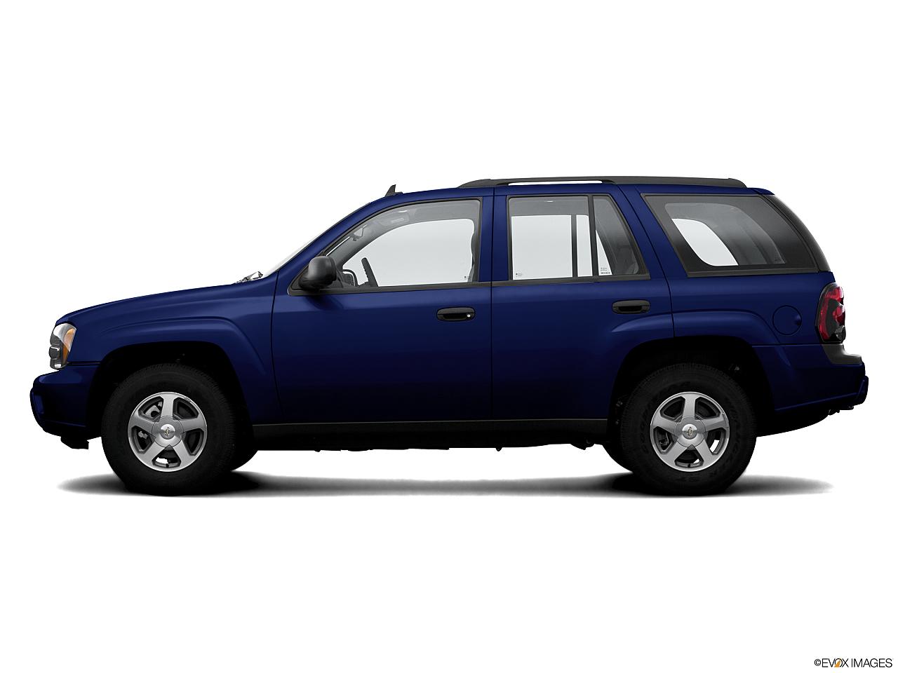 Chevy 2012 chevy trailblazer : 2006 Chevrolet TrailBlazer LS 4dr SUV 4WD w/1SA - Research - GrooveCar