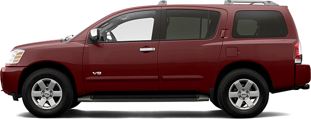 2006 Nissan Armada at Carl Stone Auto Sales, LLC of Valdosta