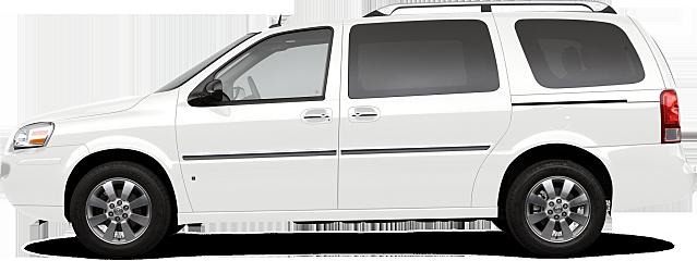 2007 Buick Terraza Cxl 4dr Mini Van Build A Car 2007