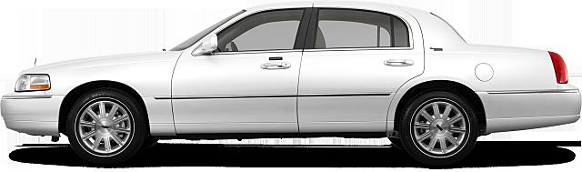 2011 Lincoln Town Car Signature Limited Fleet 4dr Sedan Build A