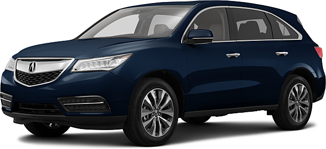 2016 Acura MDX SH-AWD at Acura of Valley Stream of Lynbrook, NY