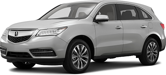 2016 Acura MDX SH-AWD w/Tech at Greenwich Acura of Greenwich, CT
