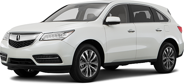 2016 Acura MDX SH-AWD w/Tech at Acura of Ocean of Asbury Park, NJ