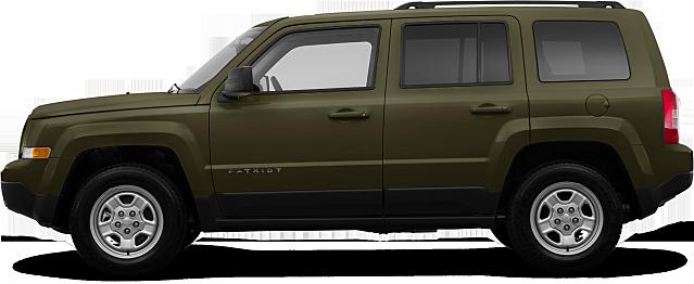 2016 Jeep Patriot Laude 4dr Suv