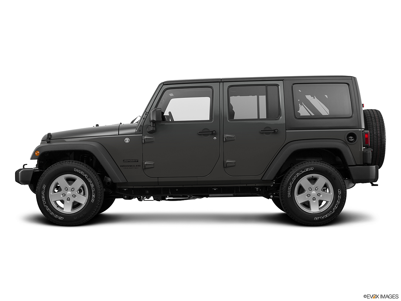 Image of 2016 Jeep Wrangler Unlimited