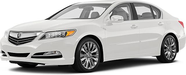 2017 Acura Rlx Sh Awd Sport Hybrid 4dr Sedan W Advance