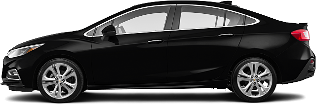 2017 Chevrolet Cruze Lt Manual 4dr Sedan