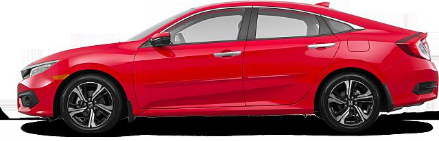 Image result for red sedan