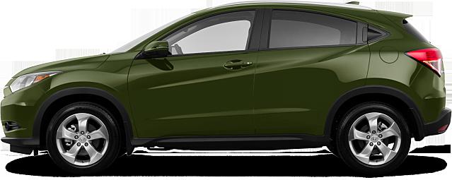 Honda hrv 2017 green for Build honda crv 2017