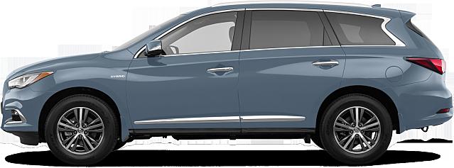 INFINITI QX Hybrid AWD Dr SUV Build A Car INFINITI - Infiniti qx60 invoice price