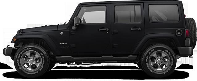2017 Jeep Wrangler Unlimited 4x4 Rubicon Hard Rock 4dr SUV  Build