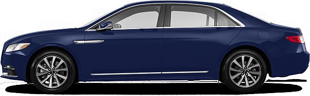 2017 lincoln continental black label 4dr sedan build a. Black Bedroom Furniture Sets. Home Design Ideas