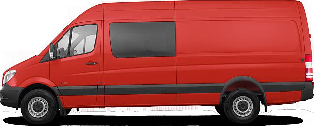 2017 mercedes benz sprinter 4x4 2500 170 wb 3dr crew van w for 2017 mercedes benz 2500 standard roof v6 4wd passenger van