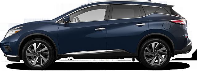 2017 Nissan Murano Awd Sv 4dr Suv