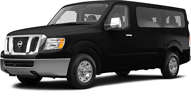 2017 nissan nv passenger 3500 hd sl 3dr passenger van v8. Black Bedroom Furniture Sets. Home Design Ideas