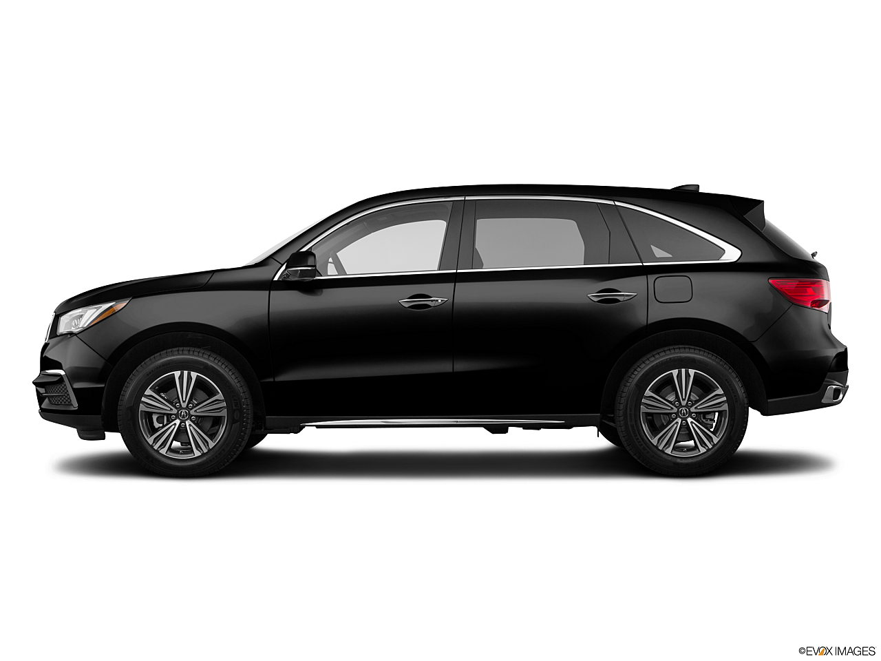 2018 Acura MDX at Acura of Huntington of Huntington Station, NY. The dealership has not provided a description for the image.