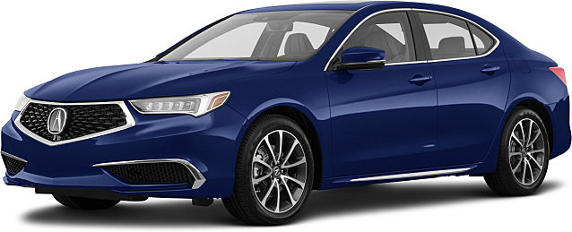 2018 Acura TLX SH-AWD V6 at Frankel Acura of Cockeysville, MD