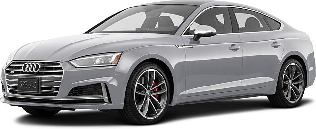 2018 Audi S5 Sportback Awd 3 0t Quattro Premium Plus 4dr