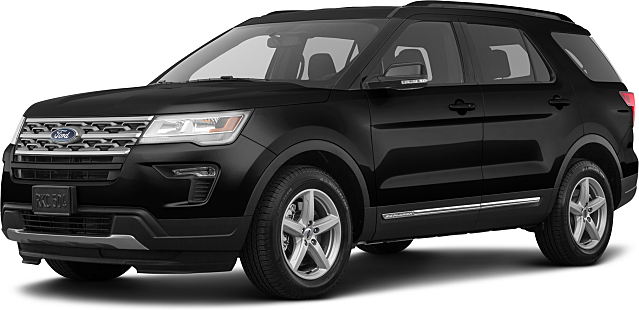 2018 Ford Explorer Base at Jerry's Ford of Alexandria of Alexandria, VA