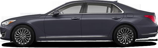2018 Genesis G90 Awd 3 3t Premium 4dr Sedan