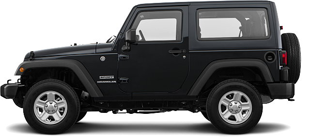 2018 Jeep Wrangler 4x4 Sport S 2dr SUV