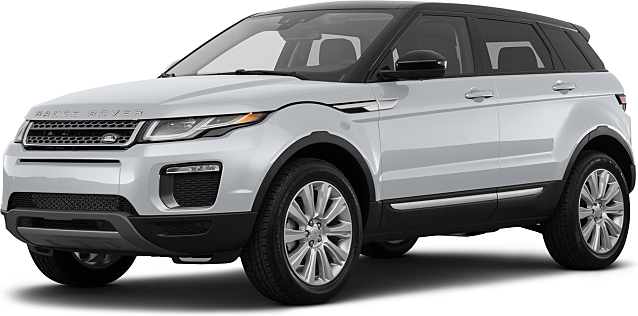 2018 Land Rover Range Rover Evoque SE at Nissan of Streetsboro