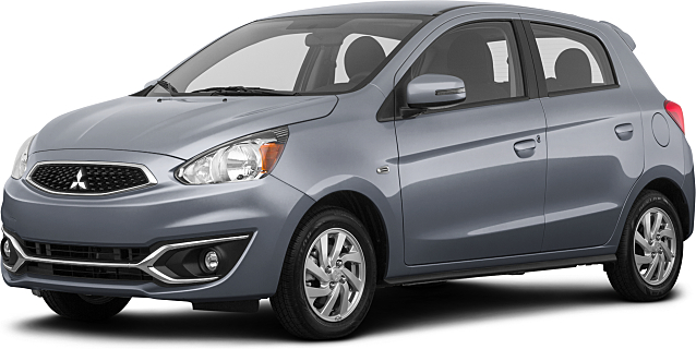 2018 Mitsubishi Mirage ES at Big Two Mitsubishi of Mesa, AZ