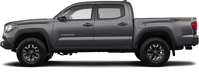 2018 Toyota Tacoma 4x4 TRD Sport 4dr Access Cab 6 1 ft LB 6M