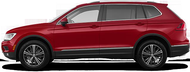 2018 Volkswagen Tiguan 2 0t S 4dr Suv