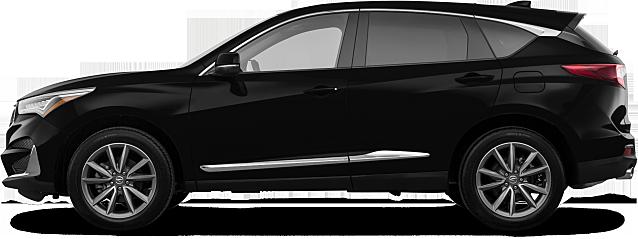 2019 Acura Rdx Sh Awd 4dr Suv W Advance Package Build A Car 2019