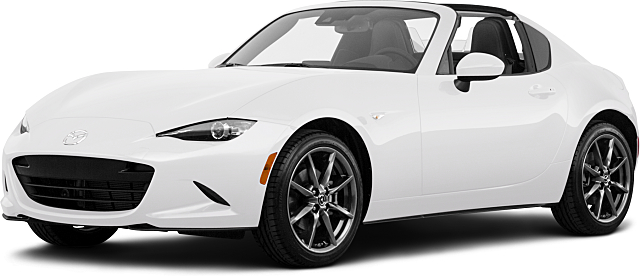2019 Mazda MX-5 Miata RF Grand Touring at Schwartz Mazda of Shrewsbury, NJ
