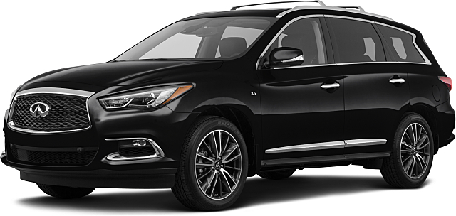 2020 INFINITI QX60 Luxe at Nielsen Dodge Chrysler Jeep Ram of East Hanover, NJ