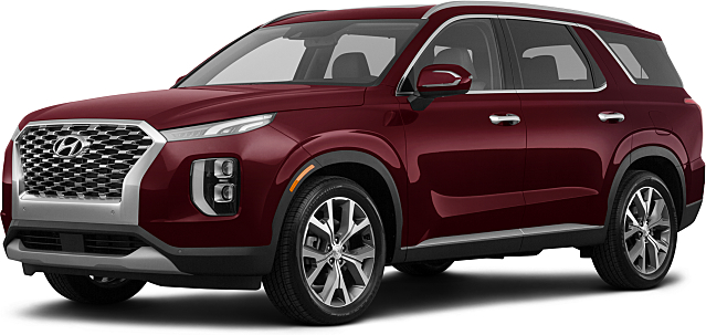 2021 Hyundai Palisade SEL at Huntington Jeep Chrysler