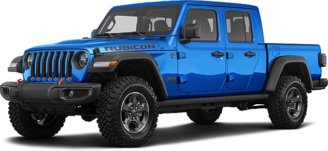 2021 Jeep Gladiator Rubicon at Franklin Sussex Auto Mall: Jeep Chrysler Dodge Ram