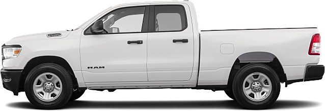 2021 Ram Ram Pickup 1500 4x2 Tradesman 4dr Quad Cab 6.4 ft. SB Pickup