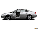 2006 Buick LaCrosse CXS, driver's side profile with drivers side door open.