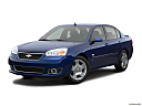 2006 Chevrolet Malibu SS, front angle medium view.